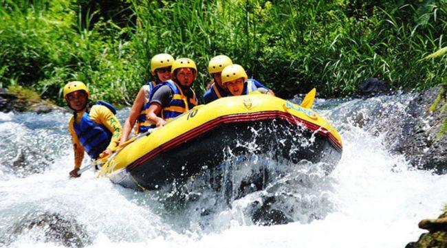 rafting di bali,ayung rafting,ayung rafting badung bali