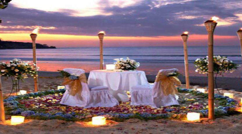Lokasi Dinner Romantis di Bali