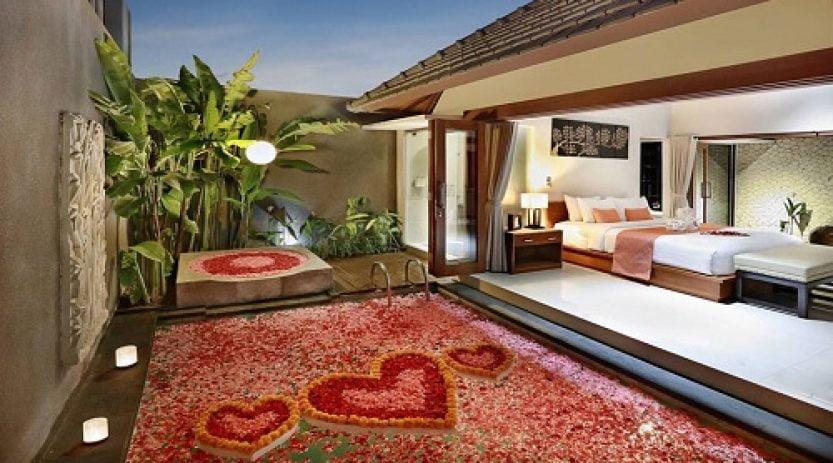 Honeymoon Resort in Bali