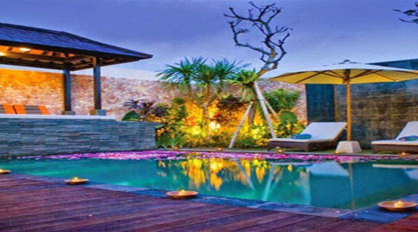 Paket Bulan Madu Villa Romantis di Bali