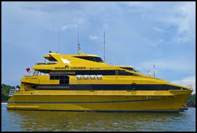 Bounty Cruises 1