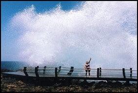 Water Blow Beach 1