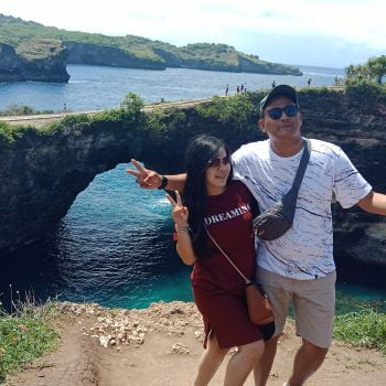 honeymoon nusa penida bali