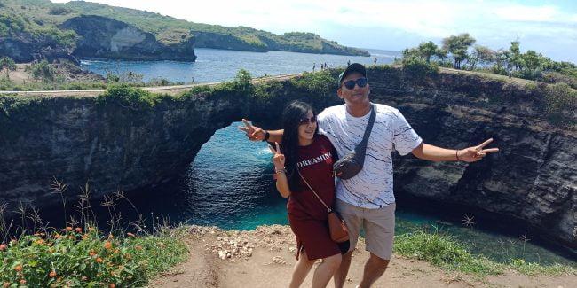 Honeymoon 4D 3N Nusa Penida Bali