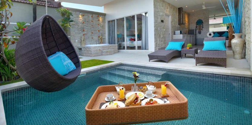 Honeymoon Bali 4D 3N Private villa Relaxation
