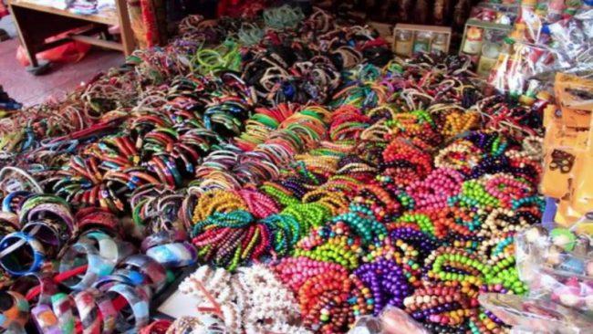 Pasar Seni Tradisional Bali