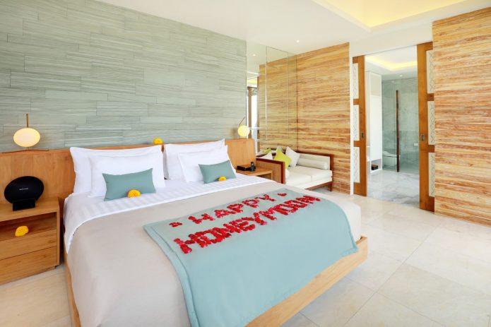 9 Private villa yang cocok untuk paket honeymoon / paket bulan madu bali 2020