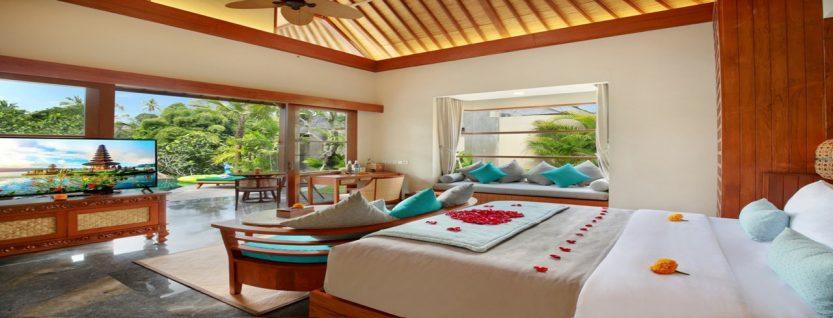 Paket Bulan Madu Bali 4 Hari 3 Malam Private Villa and Pool