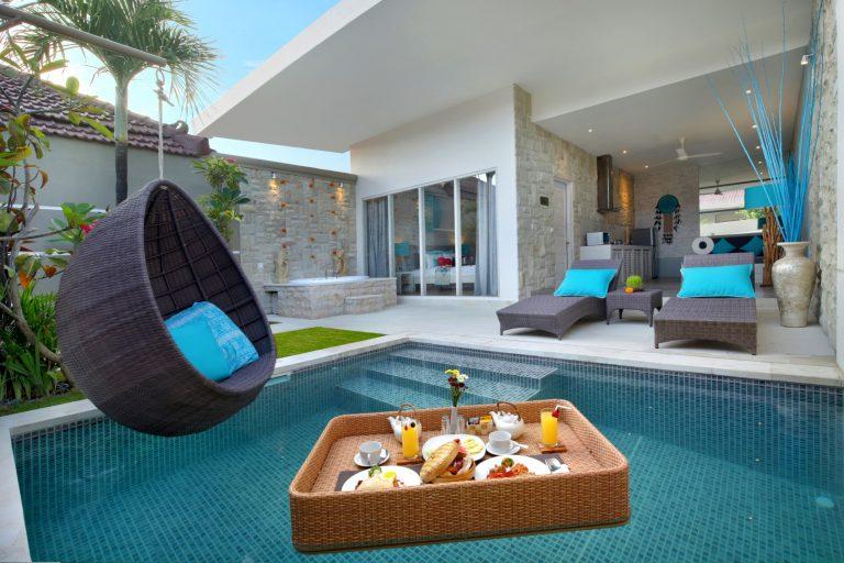 Villa Romantis Untuk Paket Honeymoon Bali