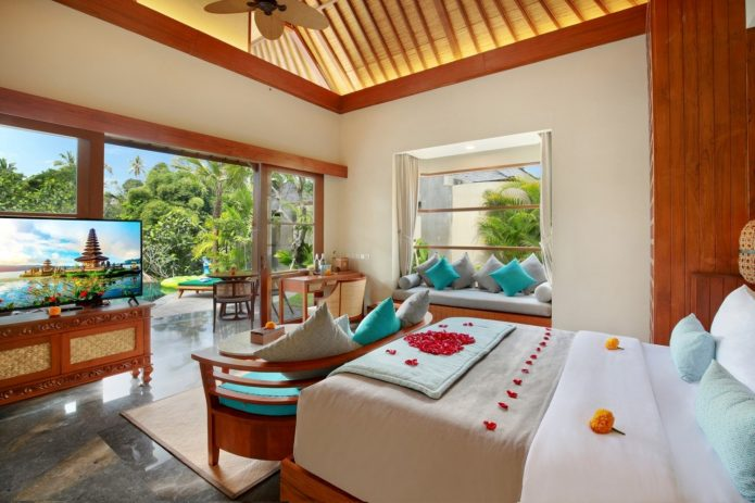 Paket Honeymoon Ubud Bali 3 Hari 2 Malam Private Villa
