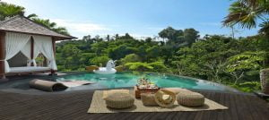paket honeymoon ubud private pool