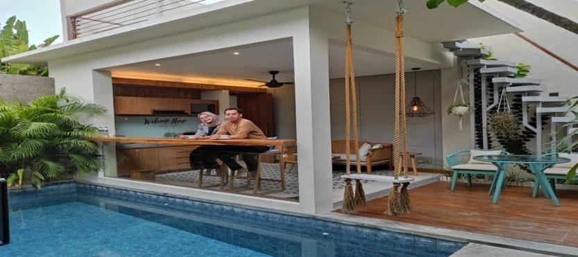 honeymoon Bali 4d 3n private pool