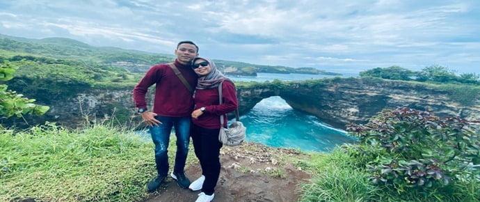 6 Tips Menikmati Honeymoon Nusa Penida Bali