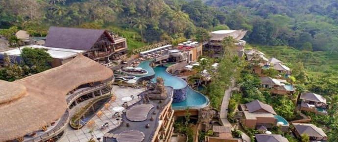 Wisata Ubud yang bikin kamu terpesona