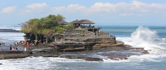 Objek Wisata Pura Tanah Lot