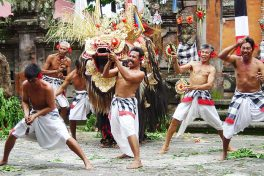 Barong Dance & Kintamani Tour Full Day
