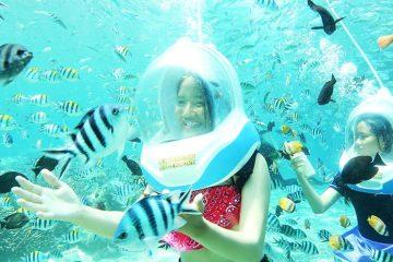 Seawalker Bali