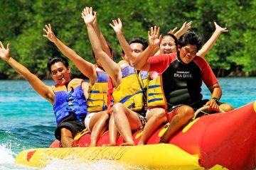 Tanjung Benoa & Uluwatu Full Day Tour